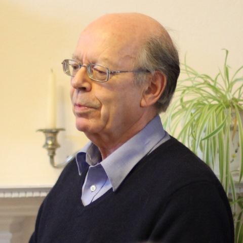 Photograph of Professor Arnold McMillin