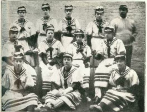 'The Original English Lady Cricketers'