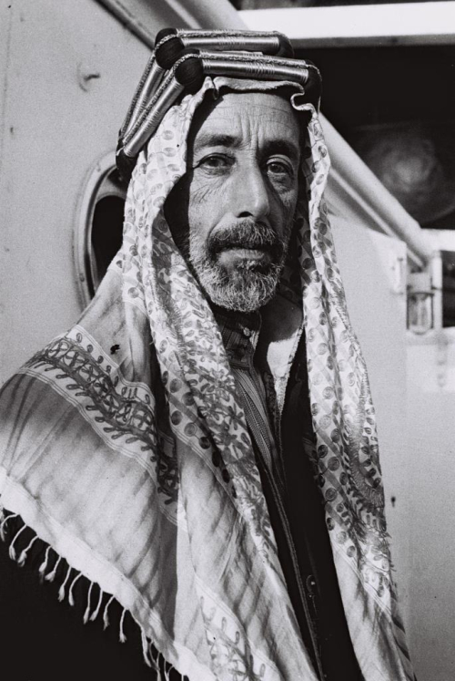 Photograph of Ali bin Husain al-Hashimi
