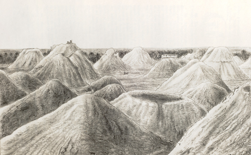 Burial mounds at A'ali,