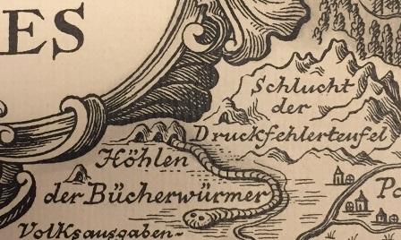 7 Bücherland bookworm