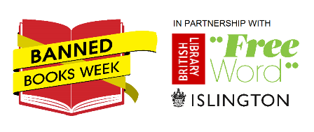 Logo of Banned Books Week