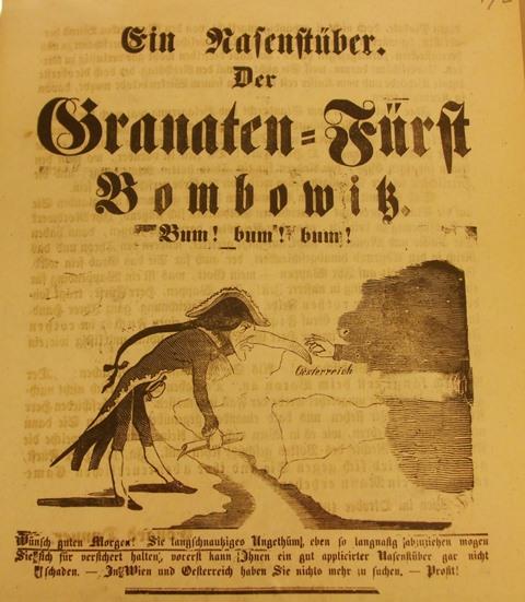 Wien Granaten-Fürst