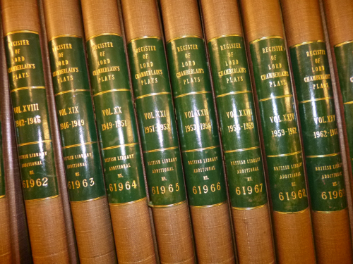 LCDaybooks