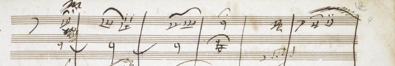 Beethoven Pastoral Sketchbook 6