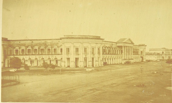 Rangoon public offices