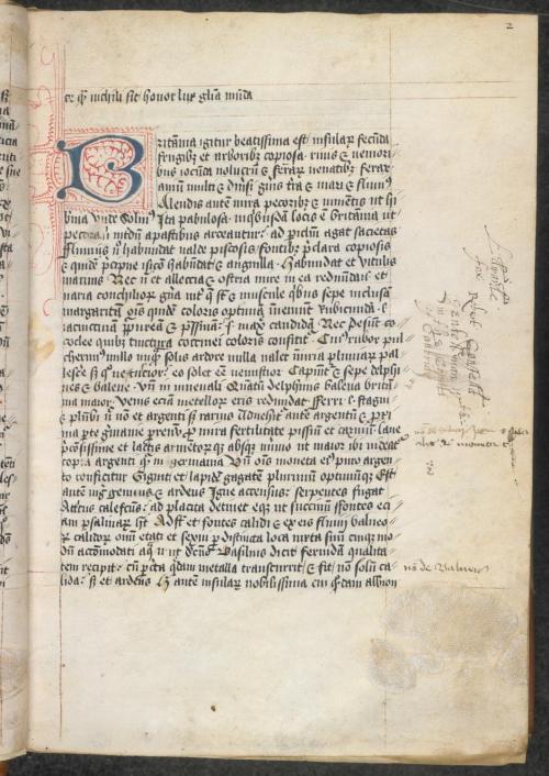 Arundel 46   f. 2