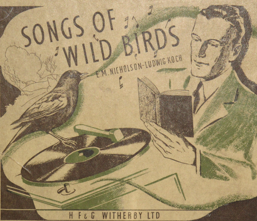 Songs of Wild Birds box set cover