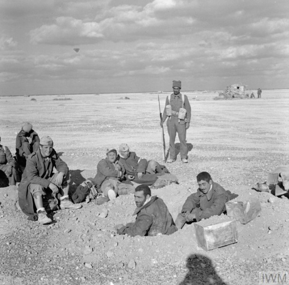 © IWM (E 7180) Indian forces in North Africa during the Second World War