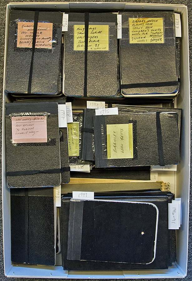 Self notebooks