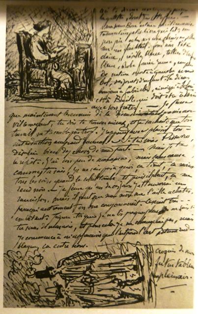 Zola Cézanne letter
