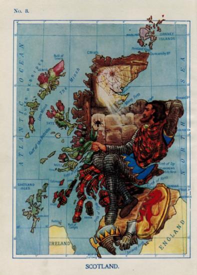 7. Scotland 1912