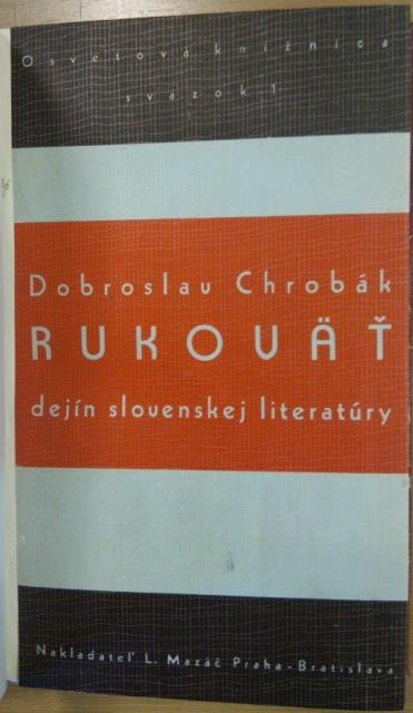 ChrobalRukovatCover