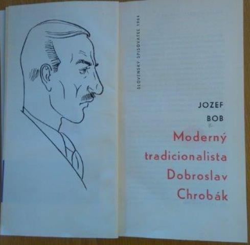 ModernyTradicionalistaDobroslavChrobakTitle-page