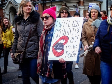 Women's March London 2017 WEB