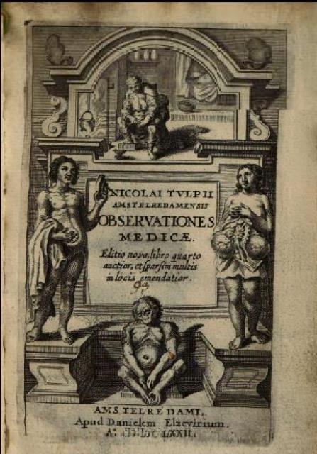Tulpius Observationes