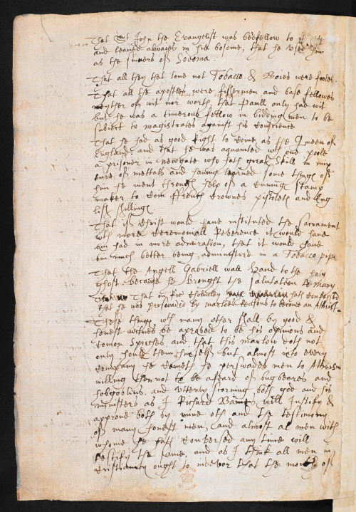 Accusations-against-Christopher-Marlowe-harley_ms_6848_f185v