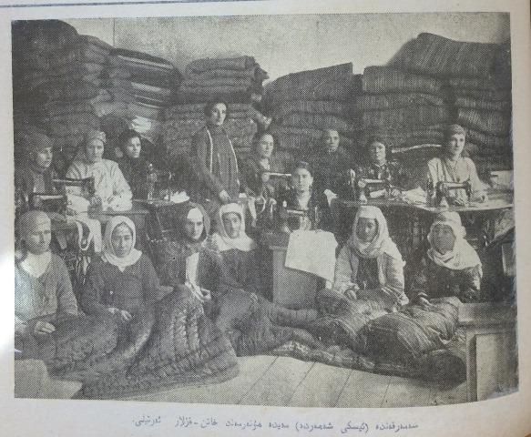 Yangi Yol - Samarqandi Female Artisans