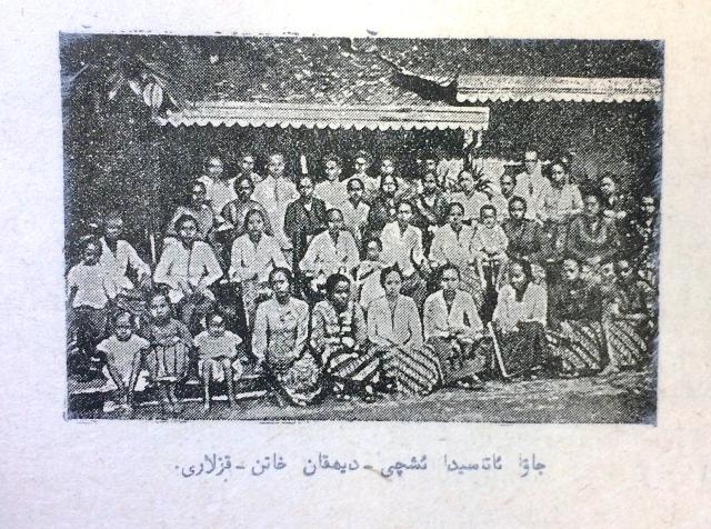 Yangi Yol - The Women and Girls of Java
