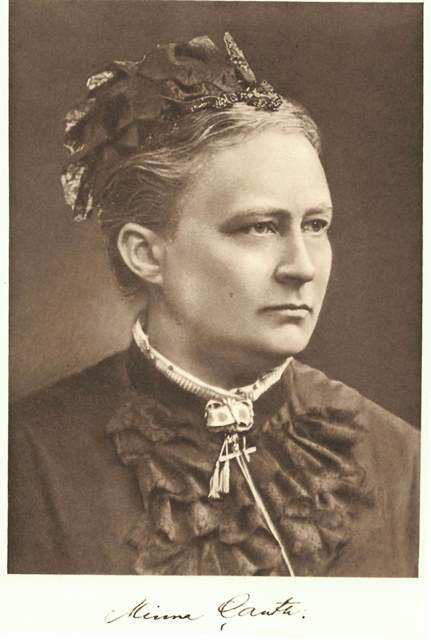 Minna Canth portrait