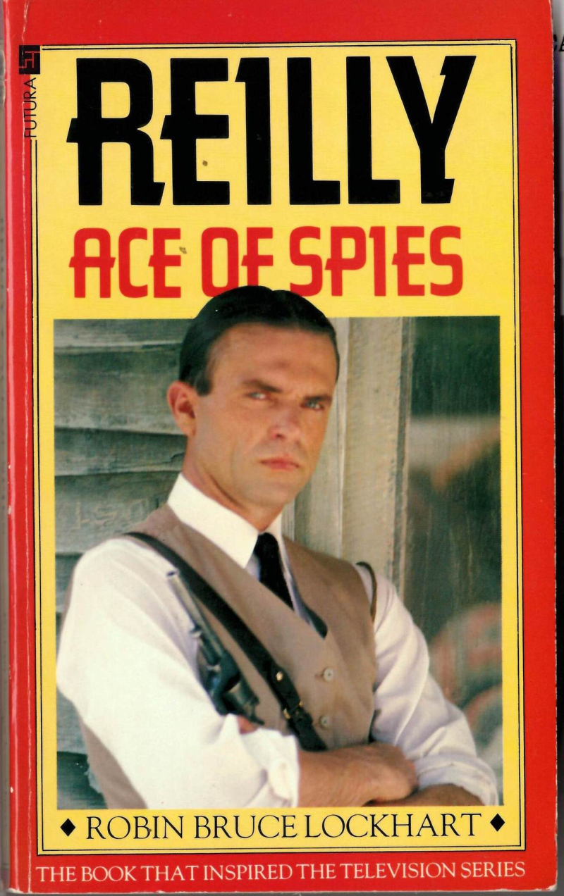 X808-38955 Reilly Ace of Spies TV tie-in