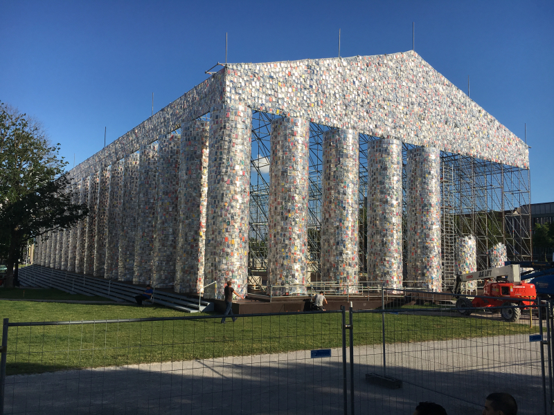 The Parthenon of Books
