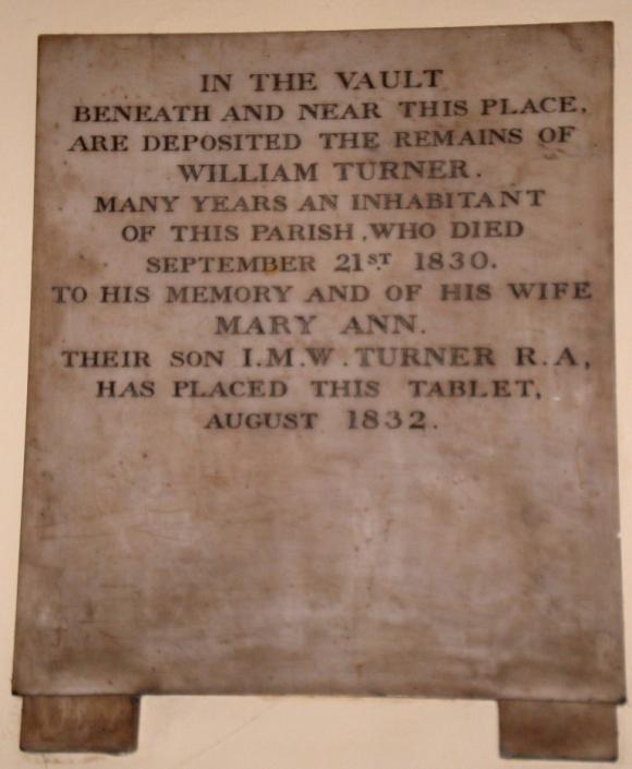 Turner memorial