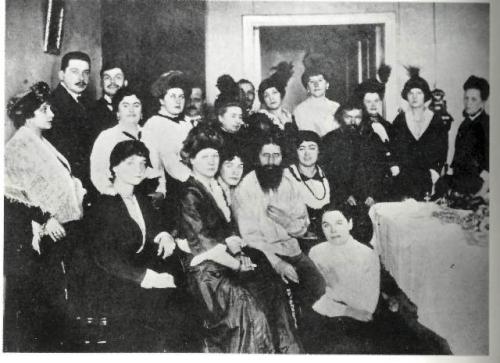 Rasputin and women