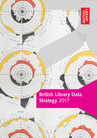 British Library Research Data Strategy Outline Cover