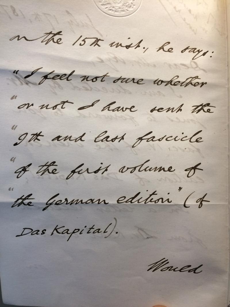 Butler letter 2