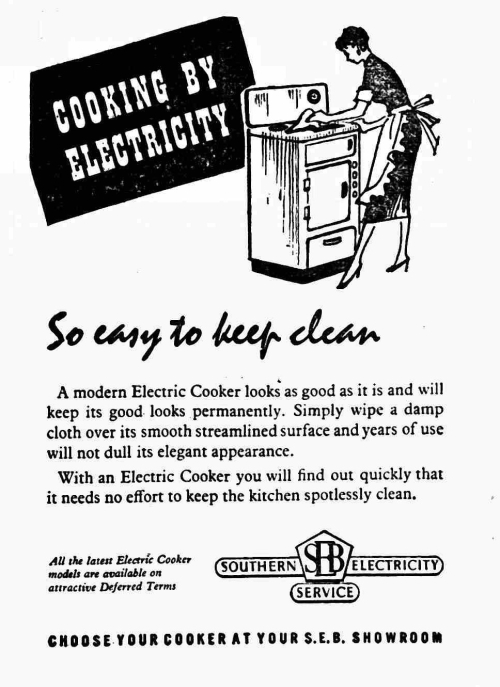 Electric cooker 1