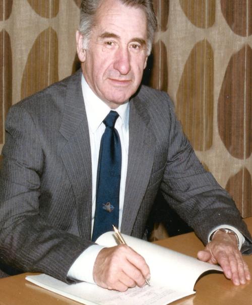 Frank Ledger