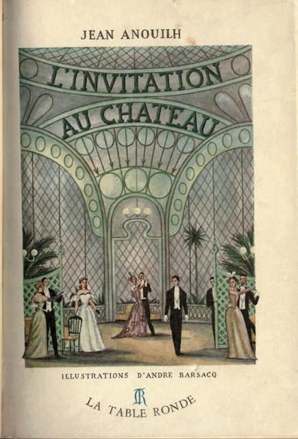 Anouih Invitation 11740.n.8.