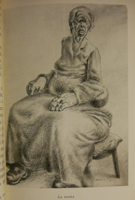 Savinio Nonna
