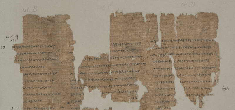 Papyrus 488