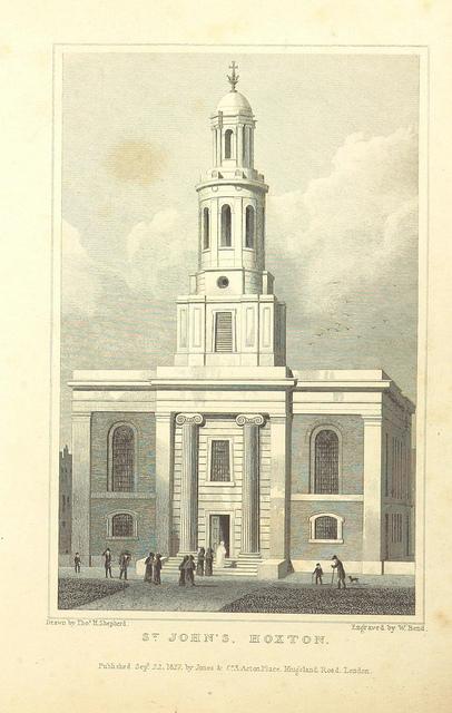 Hoxton St John