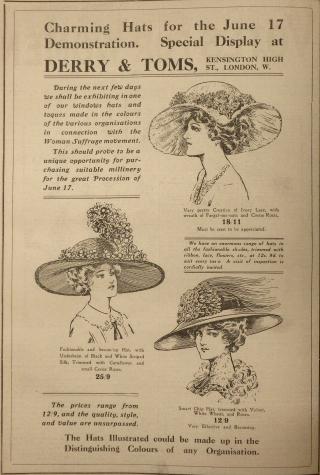 Charming hats 09-06-1911