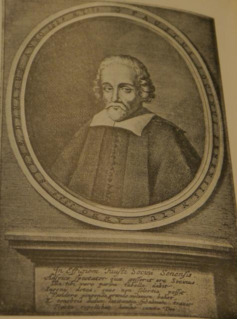 Arians Portrait Socinus