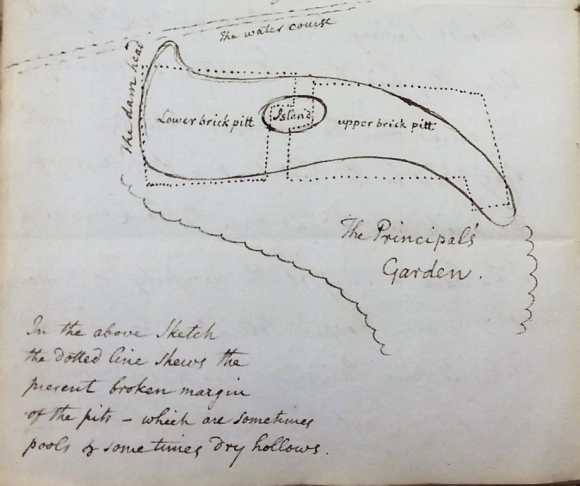 Progress report from Humphry Repton, 22 January 1810 Noc
