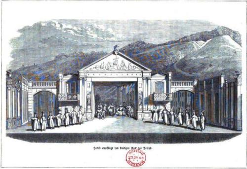 Oberammergau Devrient Theatre
