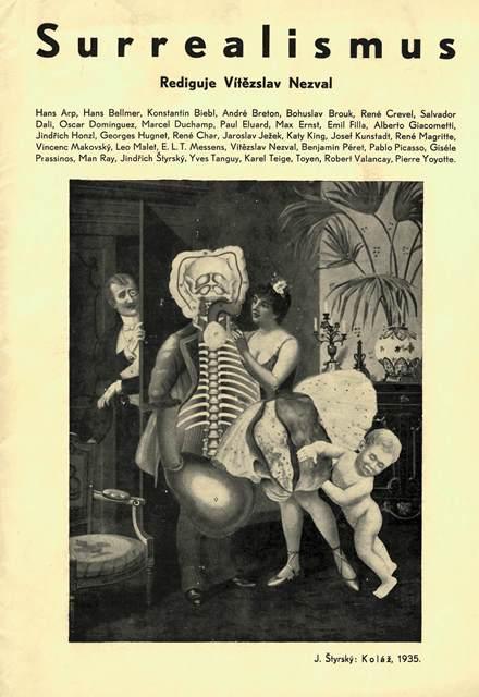 Nezval Surrealismus RF.1999.b.2