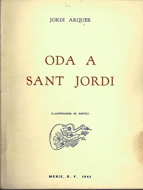 St George Oda cover