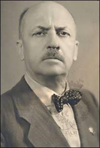 Photograph of Marinetti