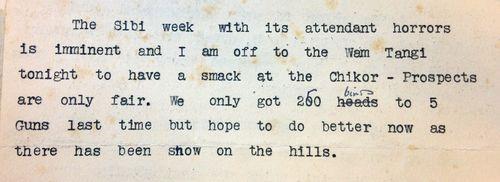 Last paragraph of Oliver St John's letter
