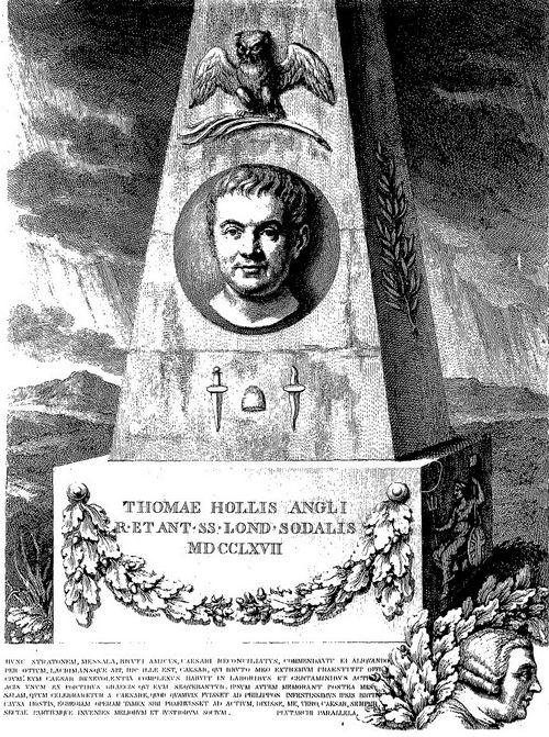 Thomas Hollis