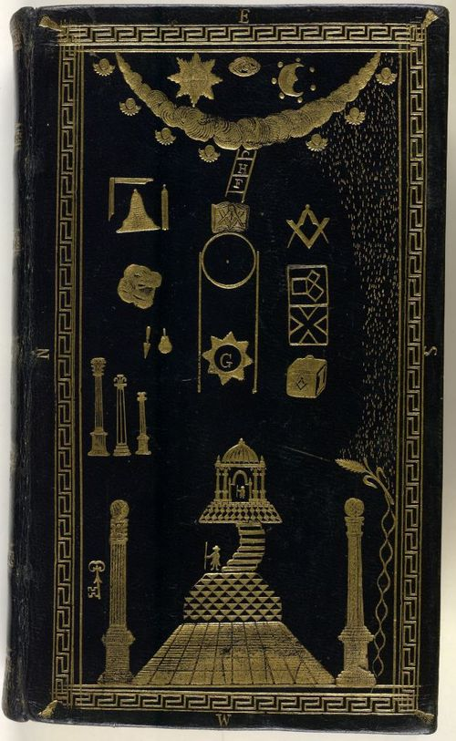 A binding by John Lovejoy