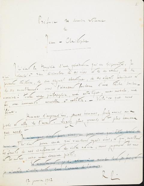 Rolland Jean-Christophe Zweig 184 f2r