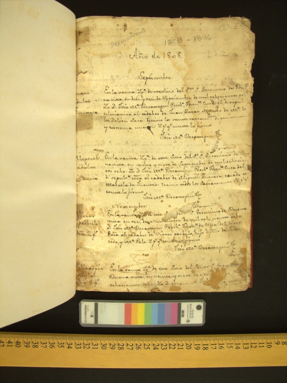Page of manuscript.