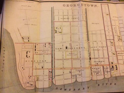 Plan of Georgetown