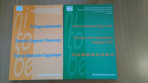 Covers of the Proceedings of the Nitobe Symposia